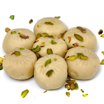 Enticing Safed Peda: Sweets