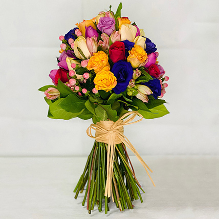 Lethal Combination: Anniversary Flowers