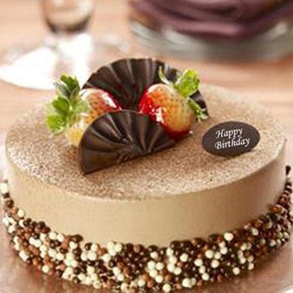 Mocha Cake: Chocolate Cakes