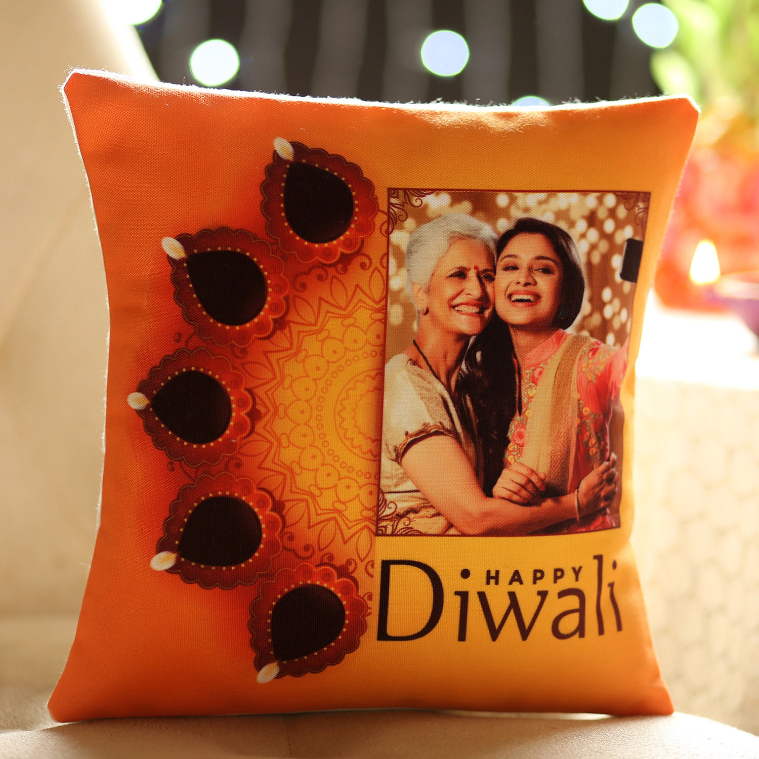 Personalised Diwali Wishes For Mom: Diwali Gifts