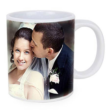 Personalized Couple Photo Mug: Personalised Mugs