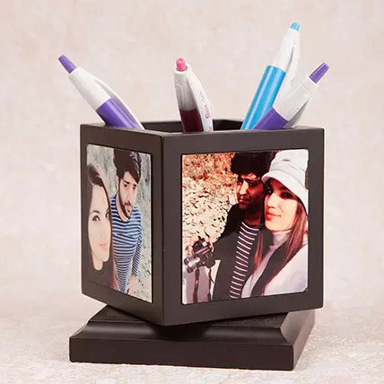 Personalized Pen Holder: Gift Ideas