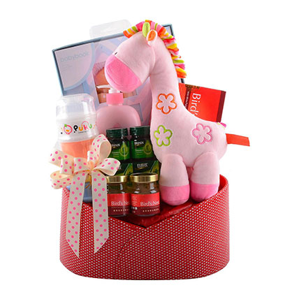Thoughtful Baby Gift Hamper: Gift Hampers
