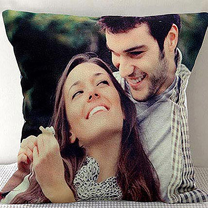 Personalized Picture Cushion: