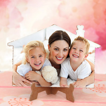 Personalized Tabletop: Personalised Photo Frames
