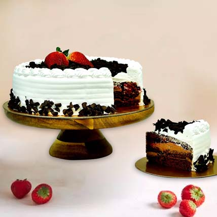 Black Forest Cake: Birthday Cake Singapore