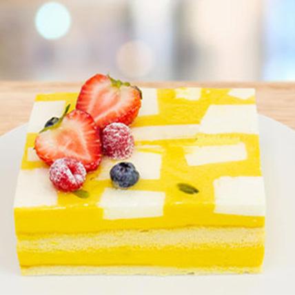 Mango Mousse: Cakes Singapore