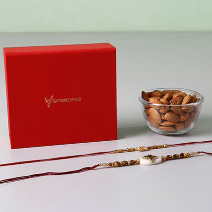 Almonds Special Raksha Bandhan: Rakhi Gifts