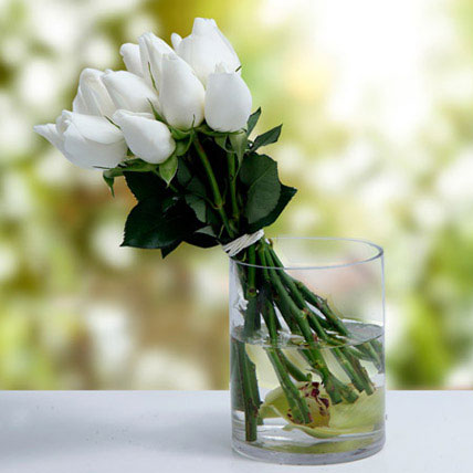 Soothing Beauty: Wedding Flowers