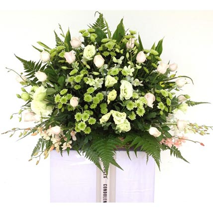 Gracefulness Forever: Sympathy and Funeral Flowers