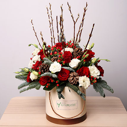 Ravishing Flower Arrangement: Birthday Flowers