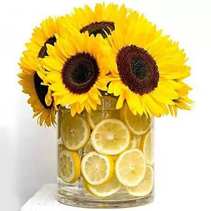 The Fresh Feeling: Sunflowers