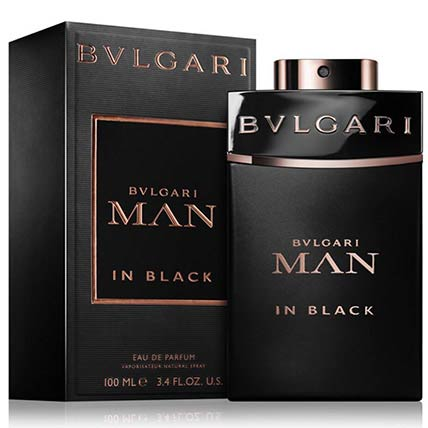 100 Ml Man In Black By Bvlgari For Men Edp: For Husband