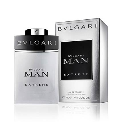 Bvlgari Man Extreme By Bvlgari For Men Edt:
