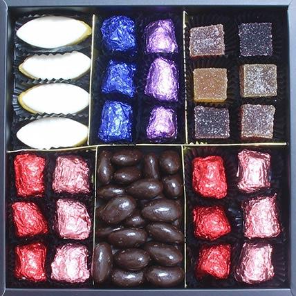 Assortment Of Sweet Treats: Birthday Chocolates