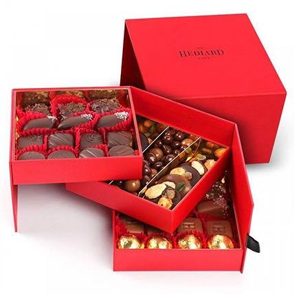 La Tentation Drawers Gift Box: Chocolates For Birthday