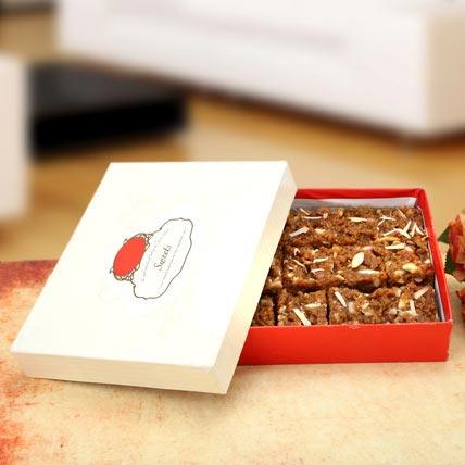 Delicious Dodha Barfi: Karwa Chauth Gifts