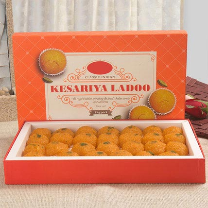 Lip Smacking Motichoor Laddoo: Deepavali Gifts Singapore