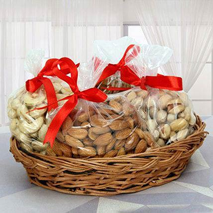Nutritional Hamper: Dry Fruits