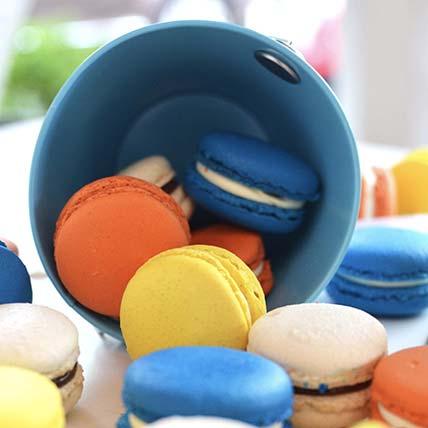 Box Of Macarons- 5 Pcs: Bukit Timah Cake Shop
