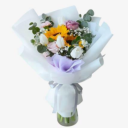 Summer Surprise Bunch: Birthday Flower Bouquets