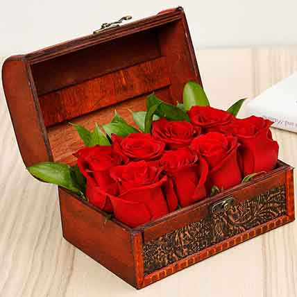 Mini Treasured Roses: Gifts Under 49 Dollars