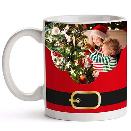 Personalised Holiday Mug: Gifts for Employess