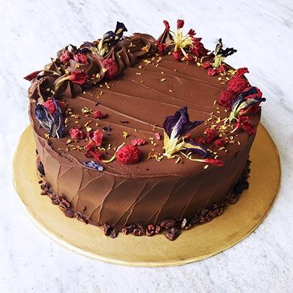 Vegan Chocolate Mudcake: