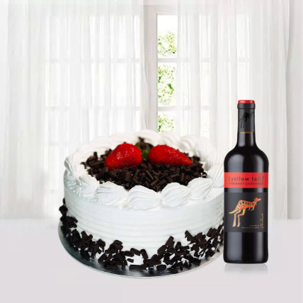 Blackforest Cake With Red Wine: Black Forest Cakes