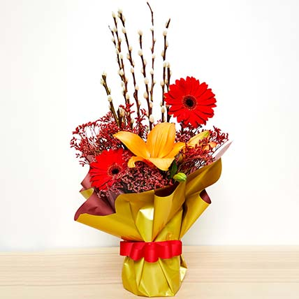 Flower Arrangement: CNY Flowers