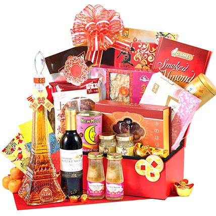 Great Tenderness: Chinese New Year Hamper