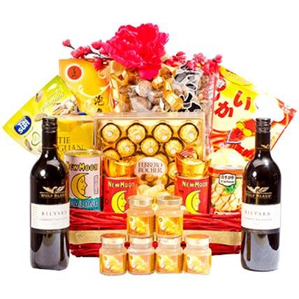 Oriental CNY Hamper: CNY Gift Hampers