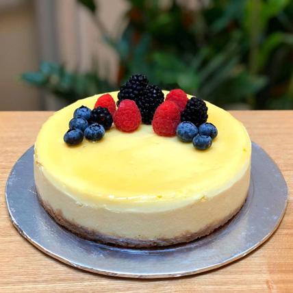 Avocado White Chocolate Cake: Cheesecakes