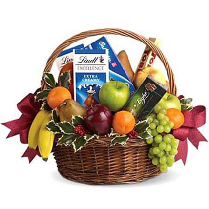 Fruitful Hamper: Wellness Hampers
