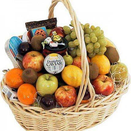Full of Fruits: Wellness Hampers