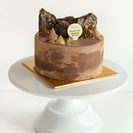 Rocher Chocolate Cake: Food Gifts Singapore
