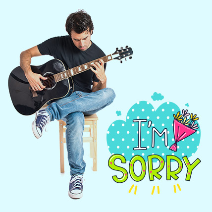 Musical I Am Sorry Tunes: Digital Gifts Singapore