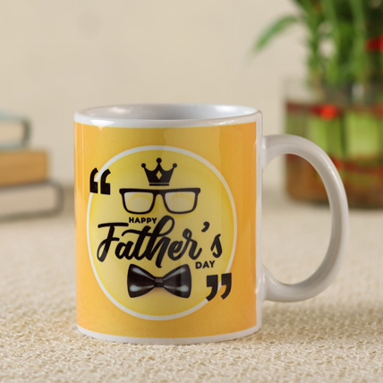 Funky Printed Mug For Dad: Father's Day Gifts