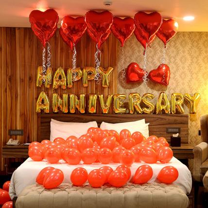 Anniversary Celebration: Party  Balloons