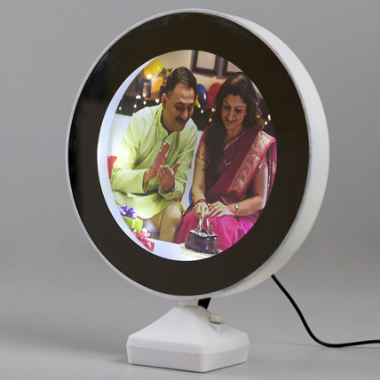 Personalised Magic LED Mirror: Gift Delivery Singapore
