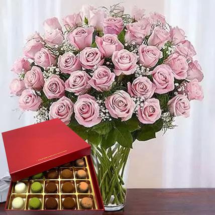 Purple Roses &  Sugar Free Roses: Flowers For Diwali