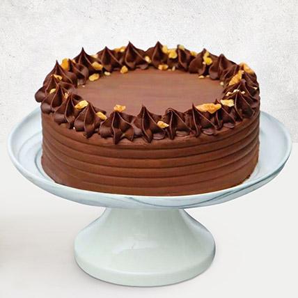 Crunchy Walnut Chocolate Cake: Cake Delivery Singapore