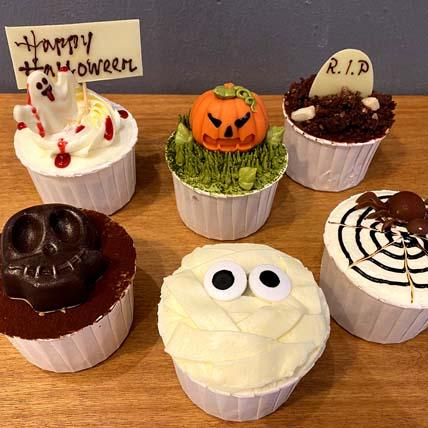Halloween Character Cupcakes: Halloween Gifts