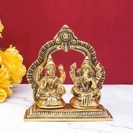 Laxmi Ganesha Diwali Blessings: Deepavali Gift