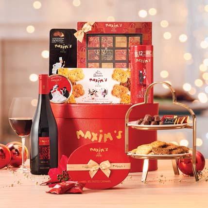 Bonjour Christmas Gift Hamper: Xmas Hampers