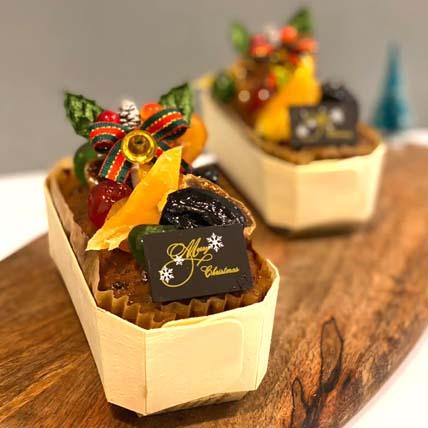 Christmas Fruit Cakes