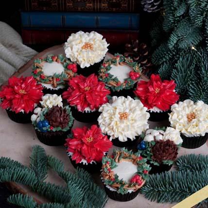 Santarina Belle Cupcake Set: Cupcakes Singapore