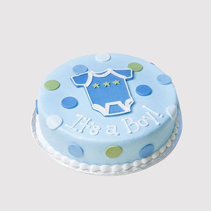 Baby Romper Designer Cake: New Born Cakes