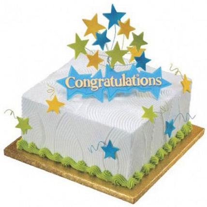Congratulations Cake: Graduation Presents Singapore