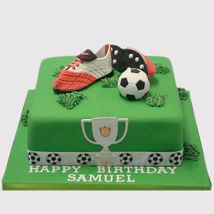 Football Cup Cake: Football Cakes